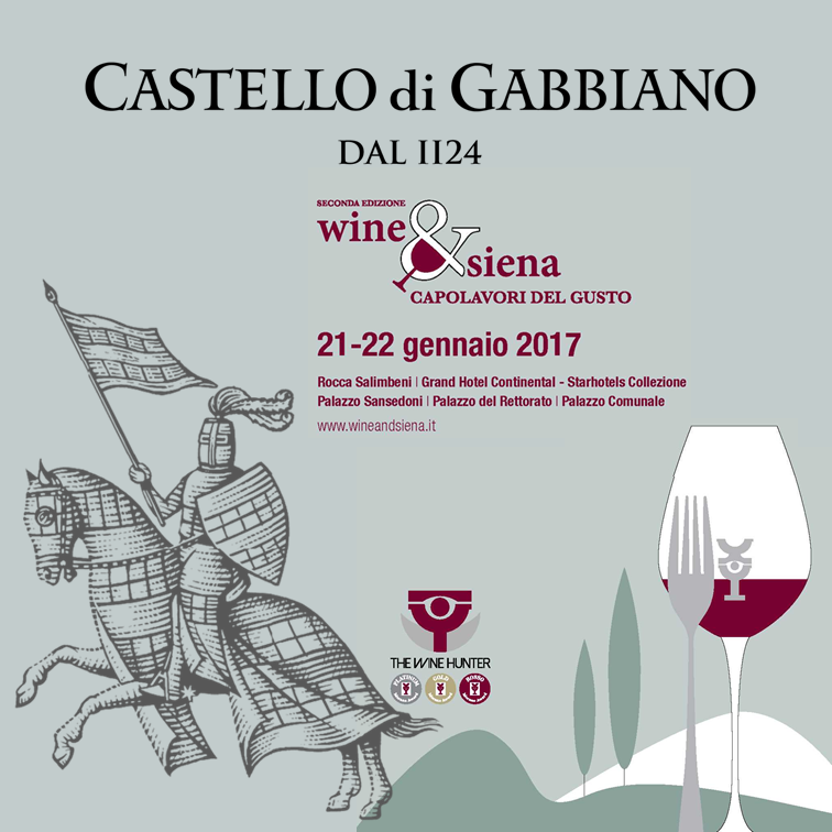 the second edition of Wine&Siena event